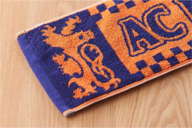毛違いジャガート織りタオル