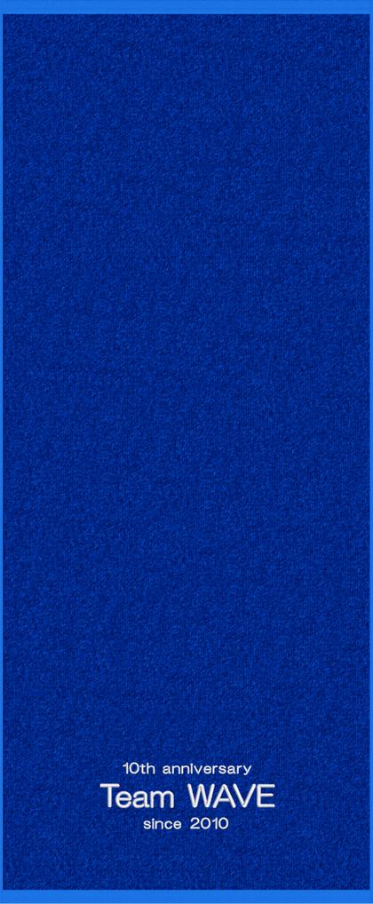刺繍サイズ W18.8cm×H7.2cm